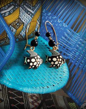 zazatralala, zazatralalabijoux, bijous faits main, bijoux créateurs, bijoux thème animaux, France, Blois
